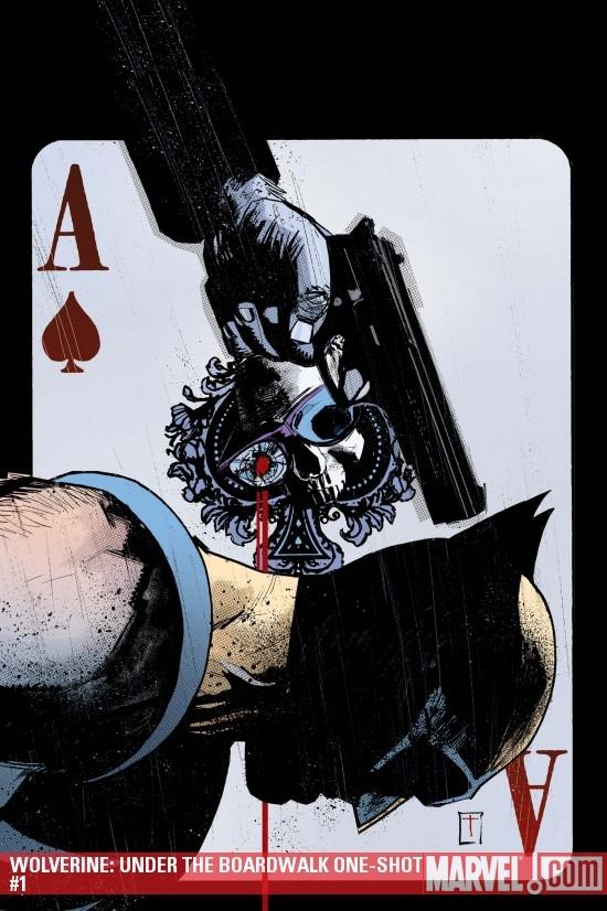 Wolverine: Under the Boardwalk (2009) #1