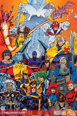 X-Men Forever Alpha (2009)