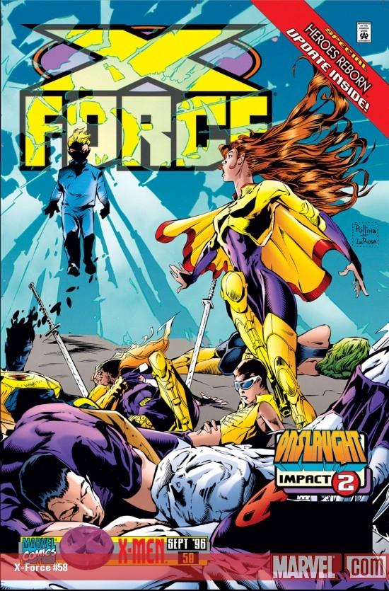 X-Force (1991) #58