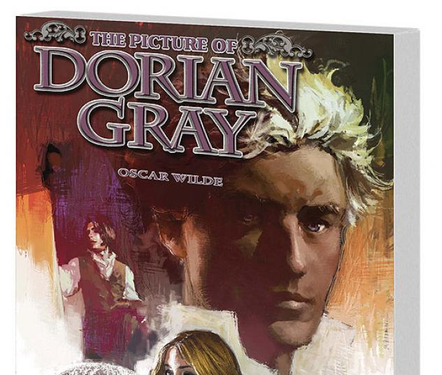 PICTURE OF DORIAN GRAY #1