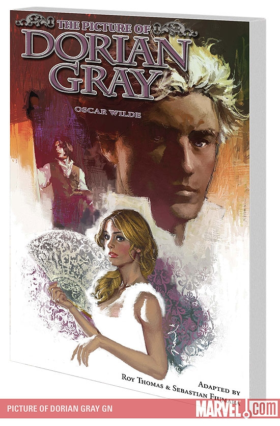 Picture of Dorian Gray (Graphic Novel)