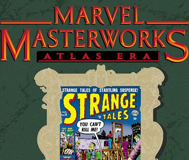 MARVEL MASTERWORKS: ATLAS ERA STRANGE TALES VOL. 2 HC #0