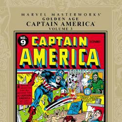 MARVEL MASTERWORKS: GOLDEN AGE CAPTAIN AMERICA VOL. 3 #0