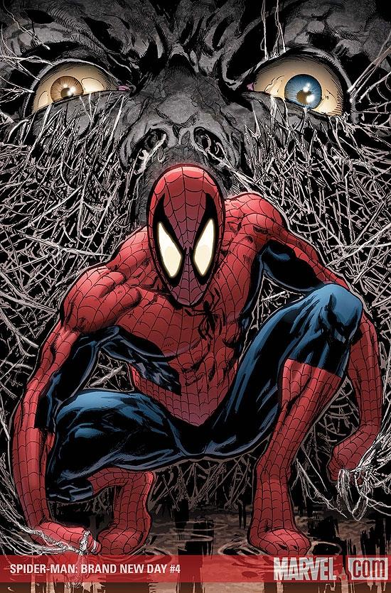 Spider-Man: Brand New Day (2008) #4