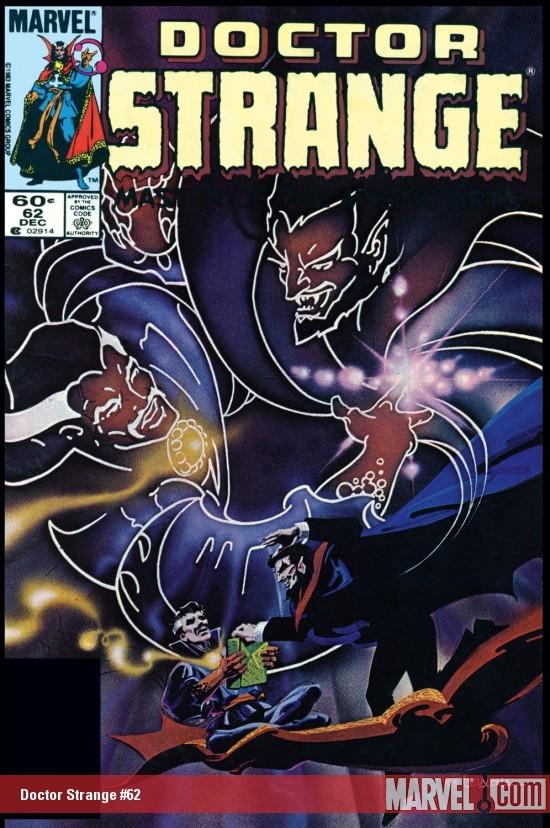 Doctor Strange (1974) #62