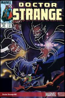 Doctor Strange #62