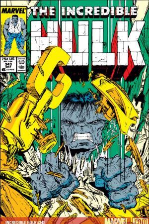 Incredible Hulk #343