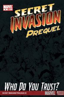 Secret Invasion Prologue #1