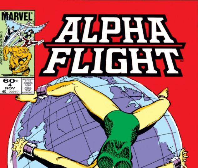 Alpha Flight #4