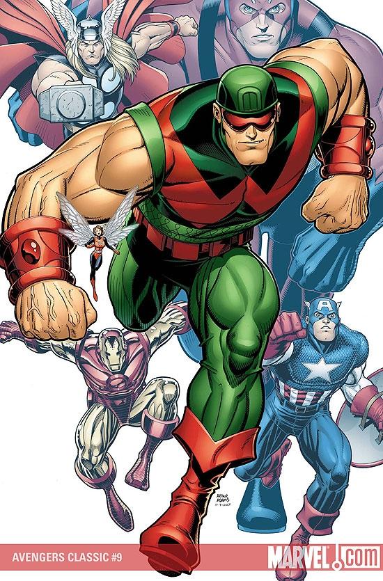 Avengers Classic (2007) #9