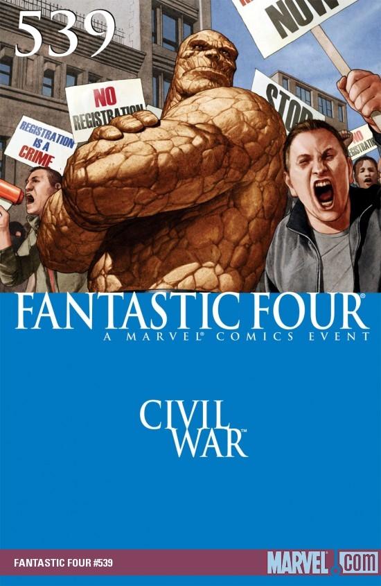 Fantastic Four (1998) #539