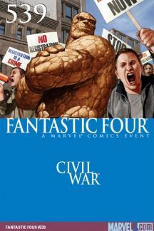 Fantastic Four #539