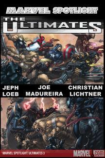 Marvel Spotlight (2005) #25