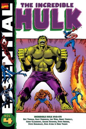 Essential Hulk Vol. 4 (Trade Paperback)