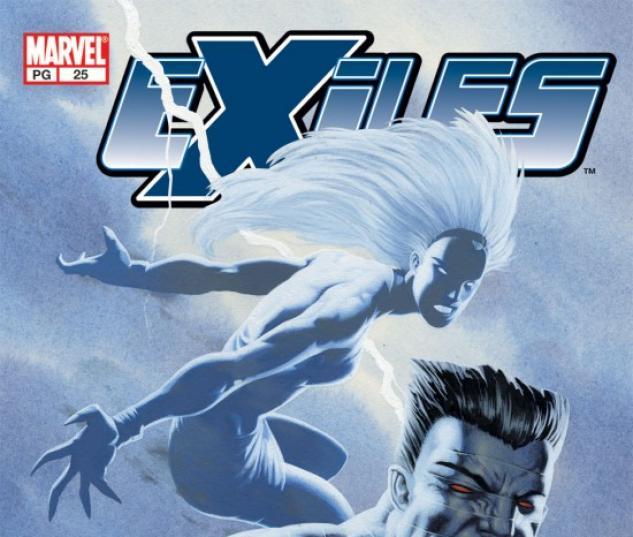 EXILES #25