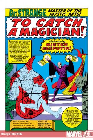 Marvel Masterworks: Doctor Strange Vol. (2005)