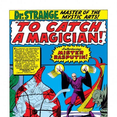 Strange Tales #145