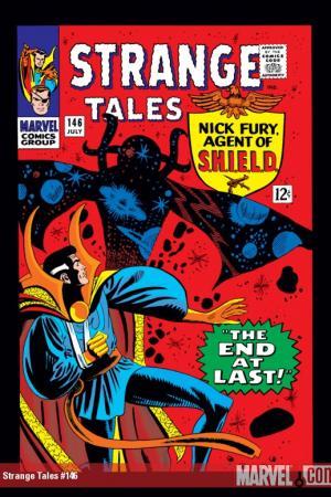 Strange Tales (1951 - 1968)