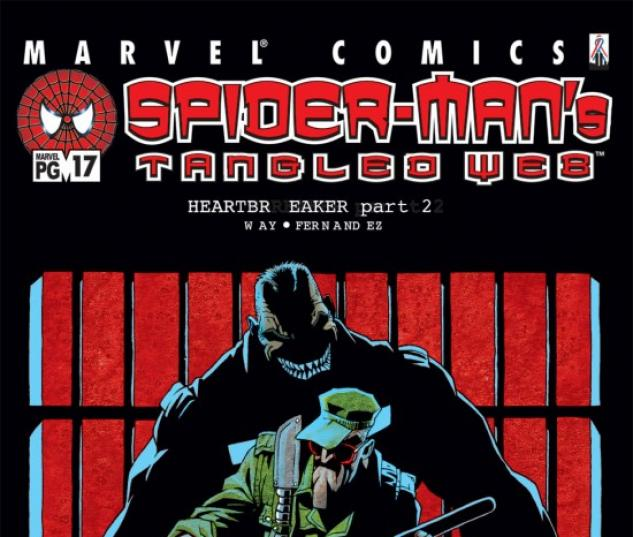 Spider-Man's Tangled Web (2001) #17