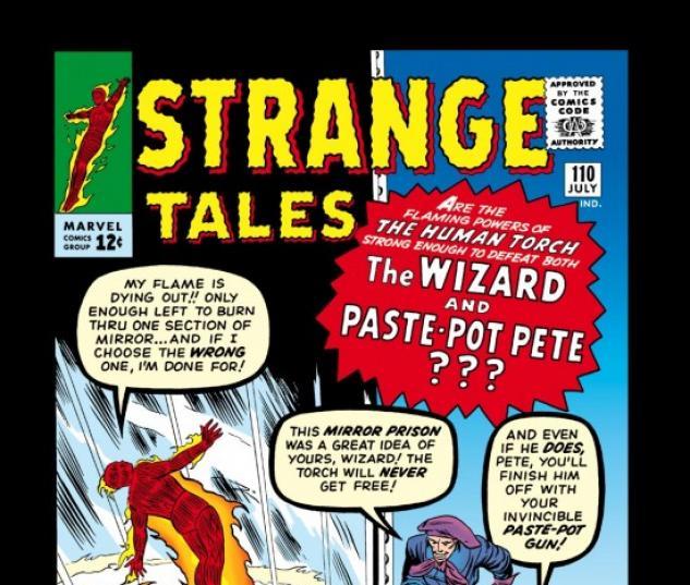 Strange Tales (1951) #110