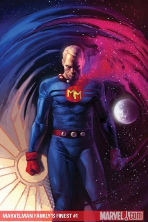 Marvelman Family's Finest #1