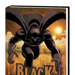 BLACK PANTHER: WHO IS THE BLACK PANTHER COVER