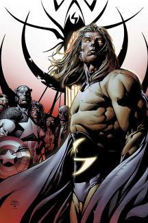 New Avengers (2004) #9 (John Romita Sr. Variant)