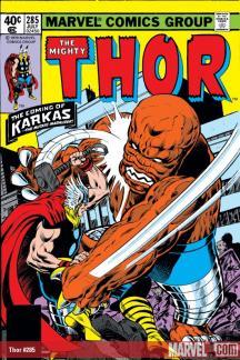 Thor (1966) #285