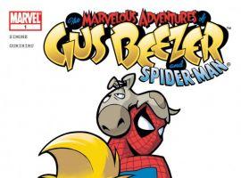 Marvelous Adventures of Gus Beezer: Gus Beezer & Spider-Man #1