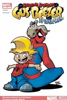 Marvelous Adventures of Gus Beezer & Spider-Man (2004) #1