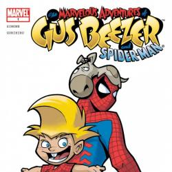 Marvelous Adventures of Gus Beezer: Gus Beezer & Spider-Man #1