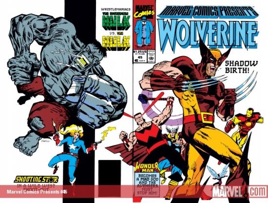 Marvel Comics Presents (1988) #46