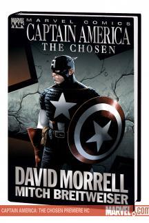 Captain America: The Chosen Premiere (Hardcover)