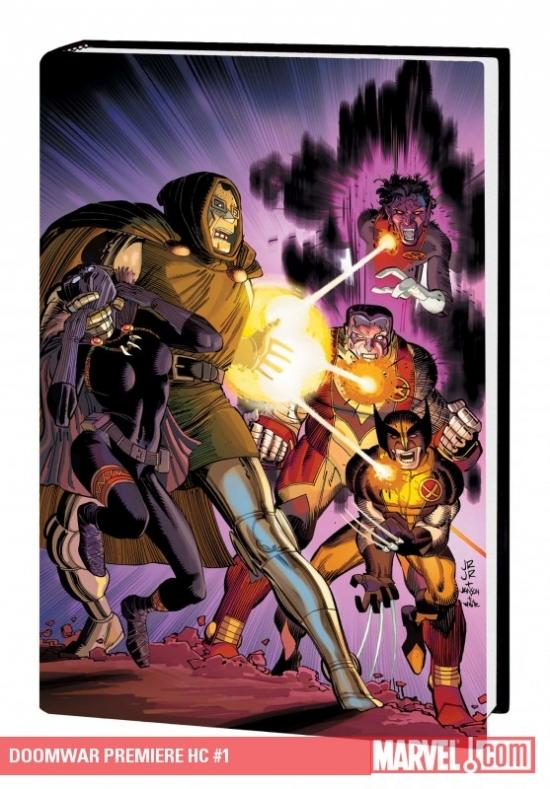 Doomwar (Hardcover)