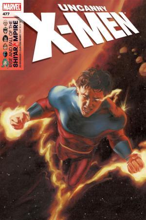 Uncanny X-Men (1963) #477