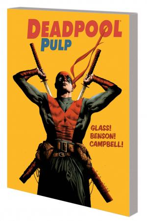 Deadpool Pulp GN-TPB ()
