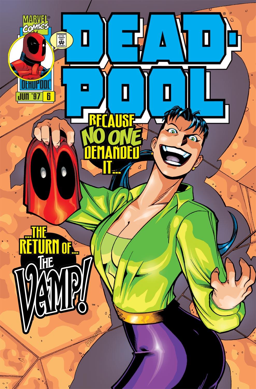 Deadpool (1997) #6