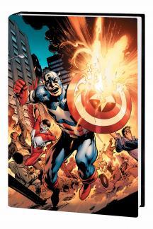 Captain America By Ed Brubaker Vol. 2 Premiere HC (Hardcover)