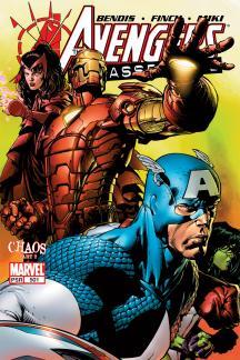Avengers #501