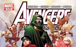 Avengers: The Childrens Crusade (2010) #4
