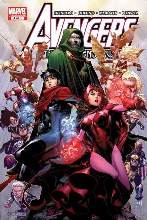 Avengers: The Children's Crusade #4