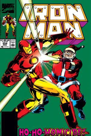 Iron Man (1968) #254