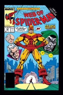 Web of Spider-Man (1985) #60