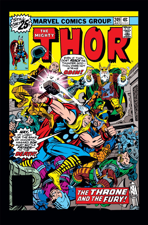 Thor (1966) #249