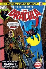 Tomb of Dracula (1972) #34 cover