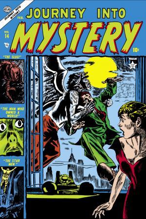 Journey Into Mystery (1952) #14