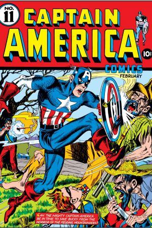 Captain America Comics (1941) #11