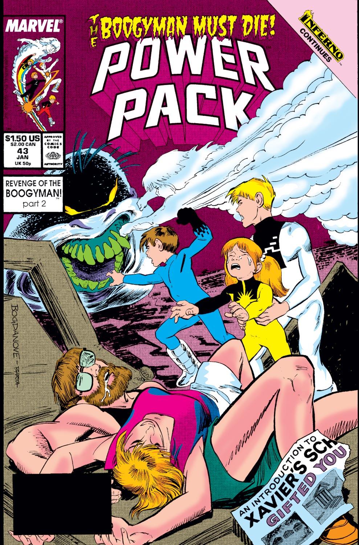 Power Pack (1984) #43