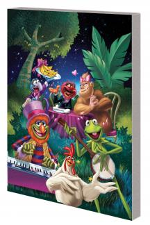 MUPPETS: THE FOUR SEASONS TPB (Trade Paperback)