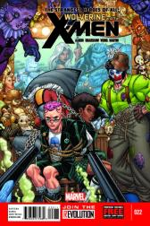 Wolverine & the X-Men #22